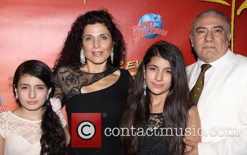 Marcela Duran, Luis Bravo and Family 2