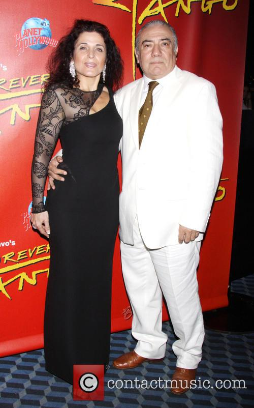 Marcela Duran and Luis Bravo 1