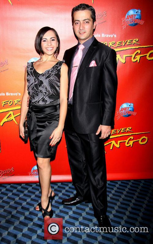 Mariana Bojanich and Sebastian Ripoll 1