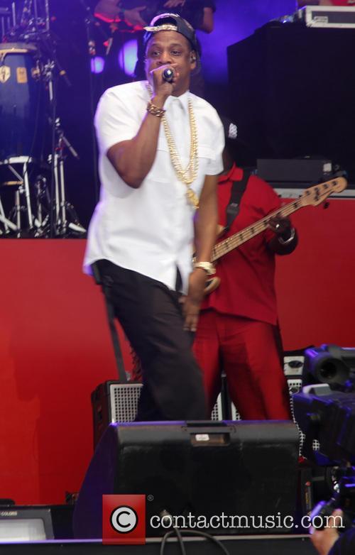 Jay Z, Wireless Festival