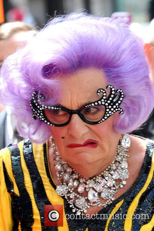 Dame Edna Everage, Dame Edna Everidge and Palladium
