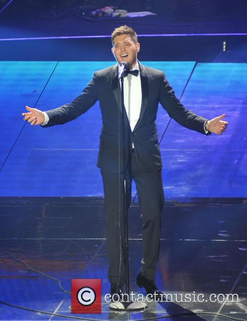 Michael Buble, O2 Arena