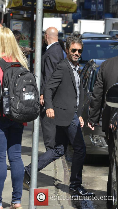 eric mccormack celebrities are seen leaving abc 3764009