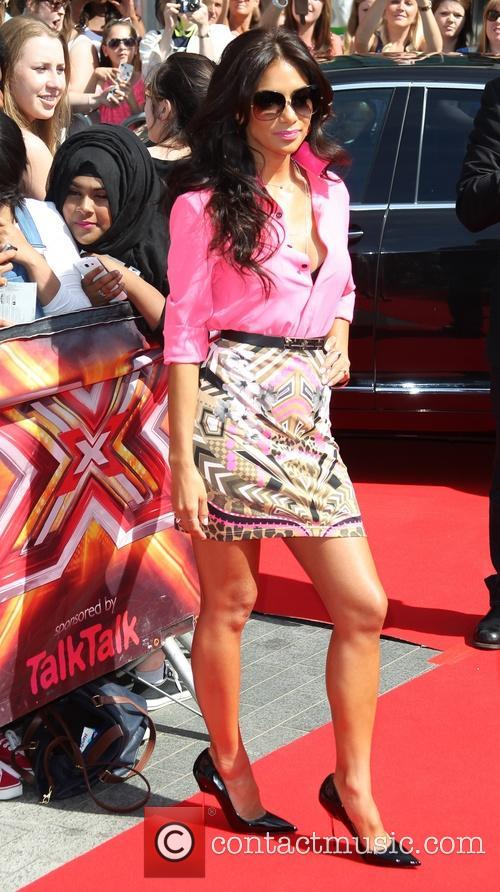 nicole scherzinger the x factor auditions 3763239
