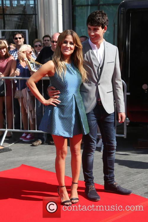 Caroline Flack and Matt Richardson 3