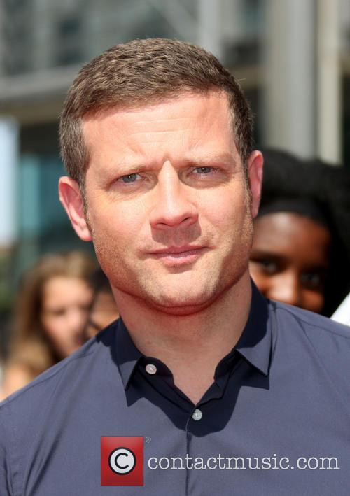 Dermot O'Leary, The X Factor, Wembley Arena