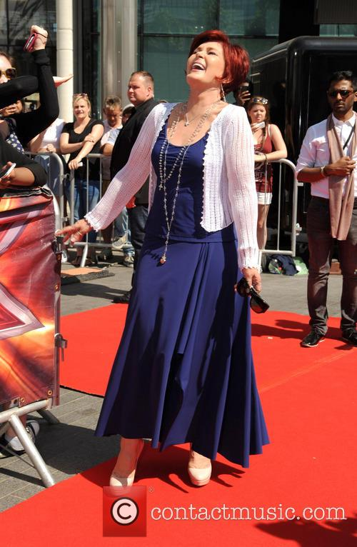 sharon osbourne the x factor auditions 3763598