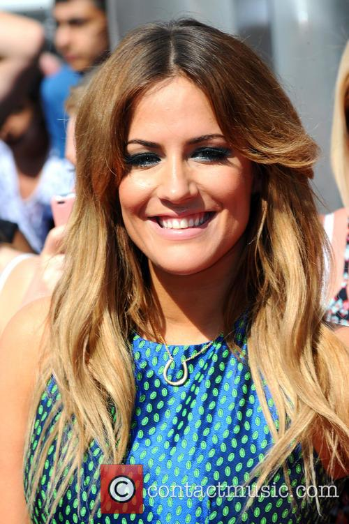 caroline flack the x factor auditions at 3763794
