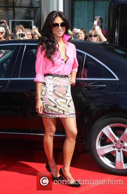 Nicole Scherzinger, The X Factor