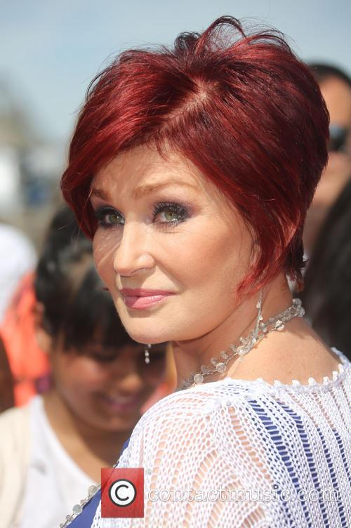 Sharon Osbourne Hair Styles Xfactor Picture Short Hairstyle 2013
