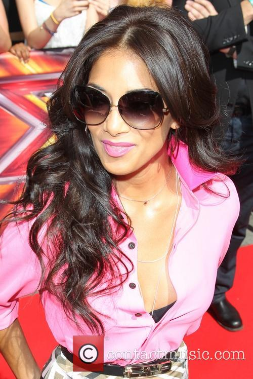 nicole scherzinger the x factor auditions 3763188