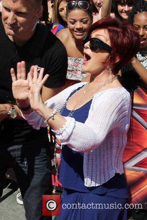 Sharon Osbourne, X Factor Auditions