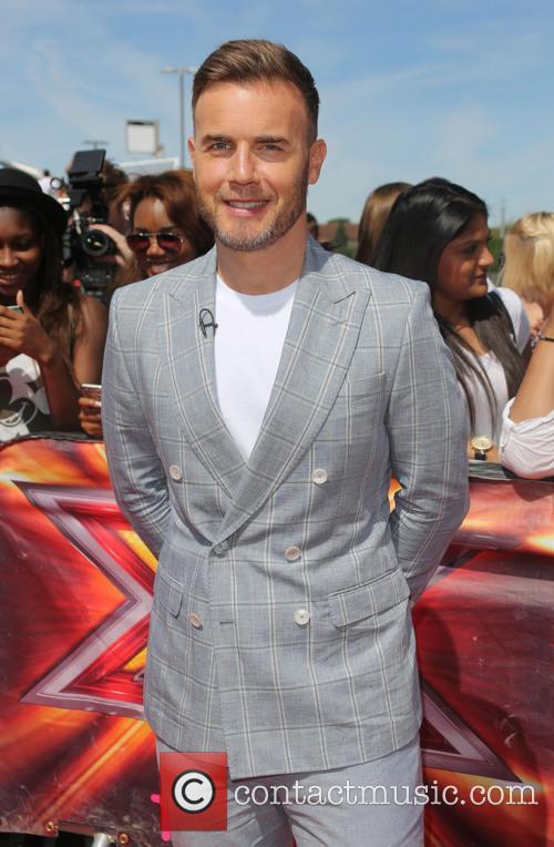 Gary Barlow X Factor