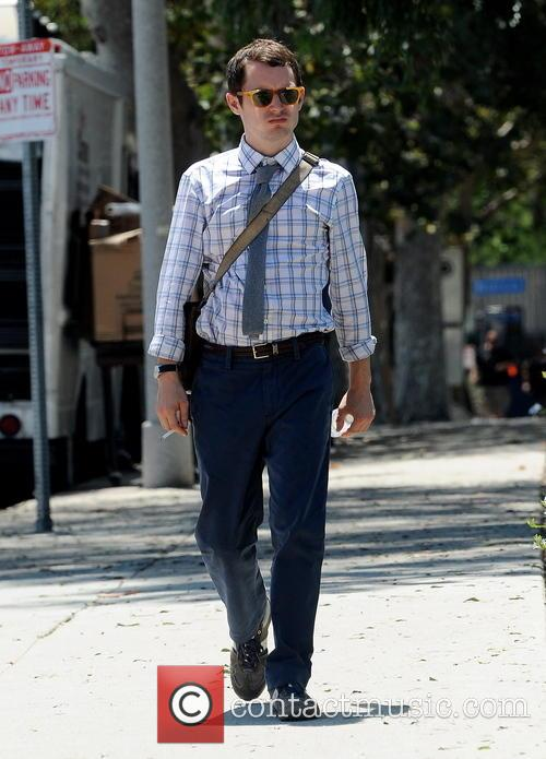 elijah wood elijah wood filming cooties 3764119