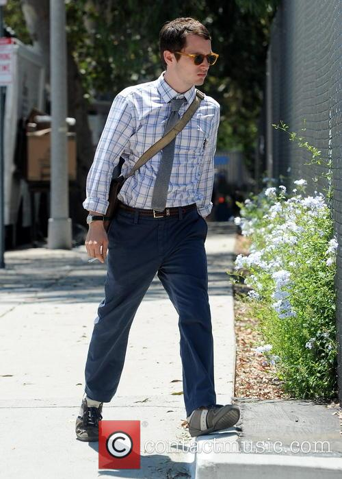elijah wood elijah wood filming cooties 3764126