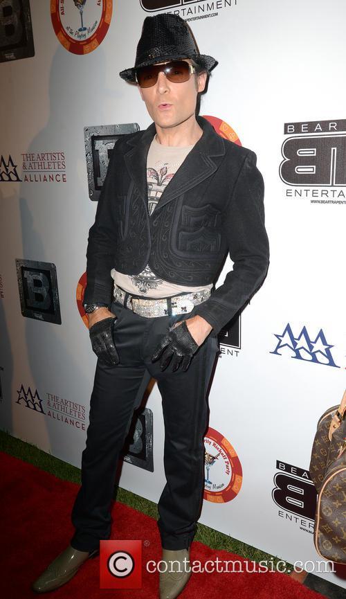 Corey Feldman, Playboy Mansion