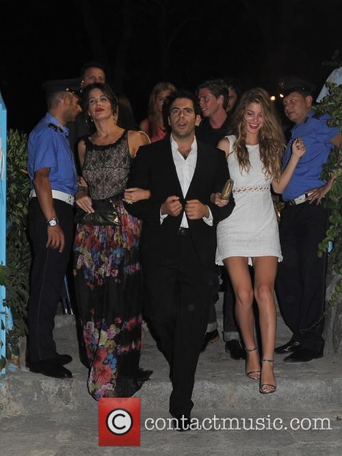 Camila Morrone, Eli Roth and Lucila Sola 2