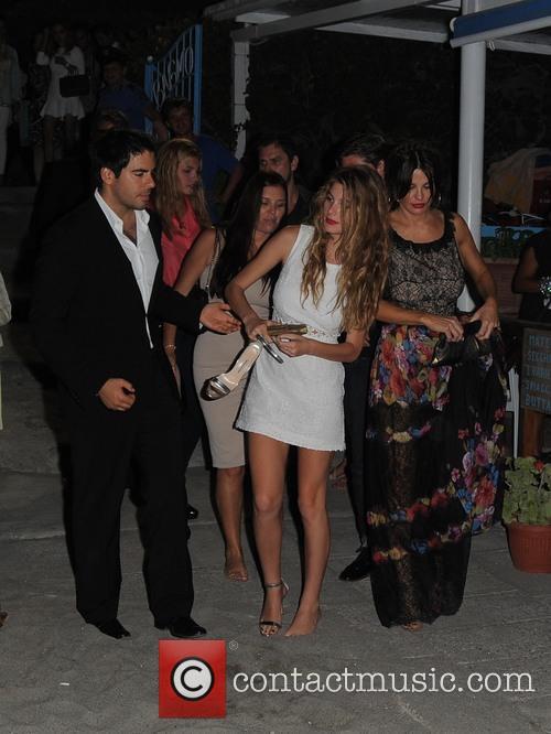 Camila Morrone, Eli Roth and Lucila Sola 3