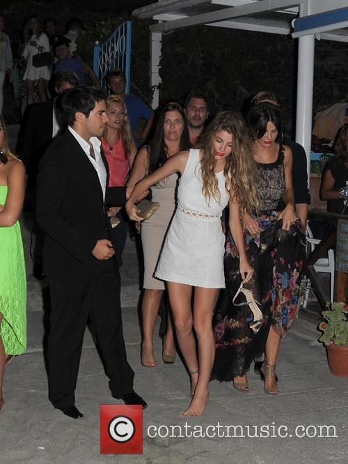 Camila Morrone, Eli Roth and Lucila Sola 4