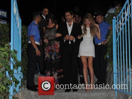 Camila Morrone, Eli Roth and Lucila Sola 6