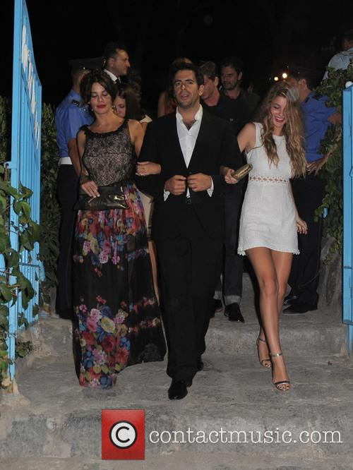 Camila Morrone, Eli Roth and Lucila Sola 10