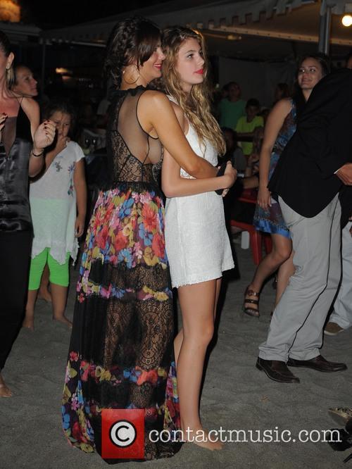 Camila Morrone and Lucila Sola 7
