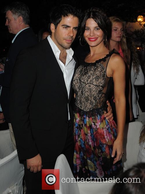 Eli Roth and Lucila Sola 5