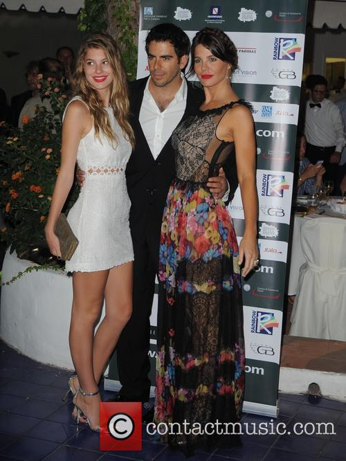 Camila Morrone, Eli Roth and Lucila Sola 8