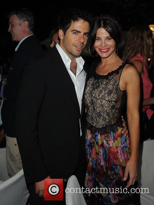 Eli Roth and Lucilla Sola 11