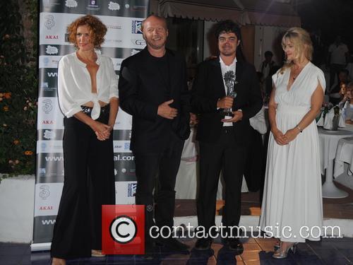 Lucrezia Lante, Della Rovere, Riccardo Scamarcio, Paul Haggis and Nastassja Kinskii 4