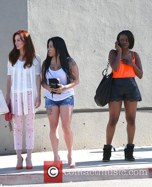 Siobhan Donaghy, Mutya Buena and Keisha Buchanan 4