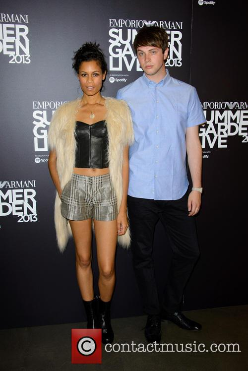 Aluna Francis and George Reid Aka Alunageorge 3