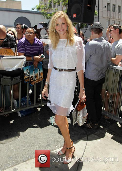 Anna Gunn, On The Hollywood Walk Of Fame, Walk Of Fame