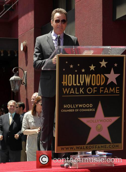 Bryan Cranston, On The Hollywood Walk Of Fame, Walk Of Fame
