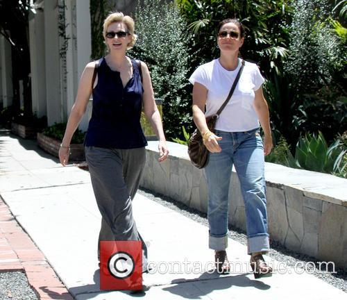 Jane Lynch and Lara Embry 2