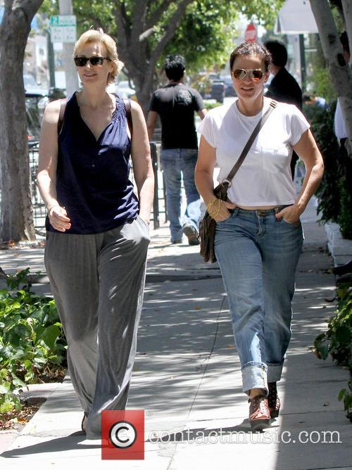 Jane Lynch and Lara Embry 3