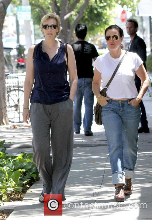 Jane Lynch and Lara Embry 4