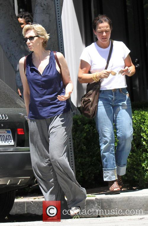 Jane Lynch and Lara Embry 5