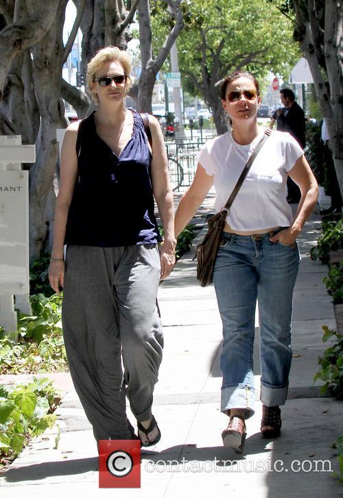 Jane Lynch and Lara Embry 7