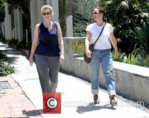 Jane Lynch and Lara Embry 8