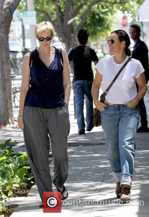 Jane Lynch and Lara Embry 9