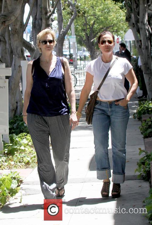 Jane Lynch and Lara Embry 13