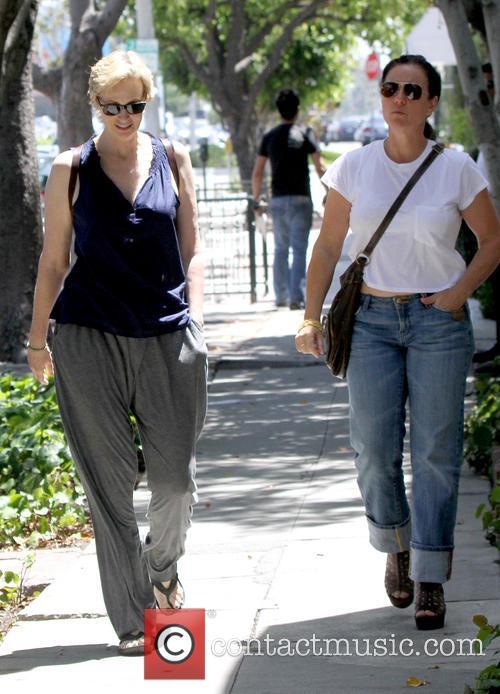Jane Lynch and Lara Embry 14