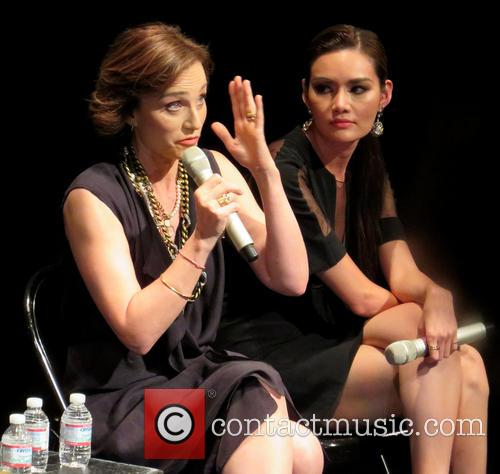 Kristin Scott Thomas and Yayaying Rhatha Phongam