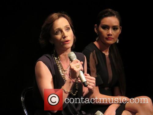 Kristin Scott Thomas and Yayaying Rhatha Phongam 4