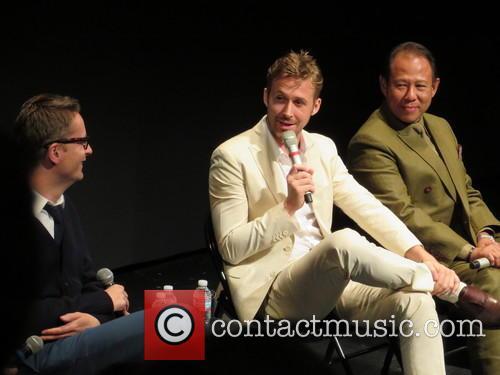 Nicolas Winding Refn, Ryan Gosling and Vithaya Pansringarm 2