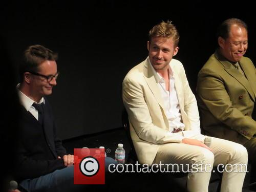 Nicolas Winding Refn, Ryan Gosling and Vithaya Pansringarm 3