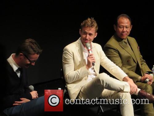 Nicolas Winding Refn, Ryan Gosling and Vithaya Pansringarm 4