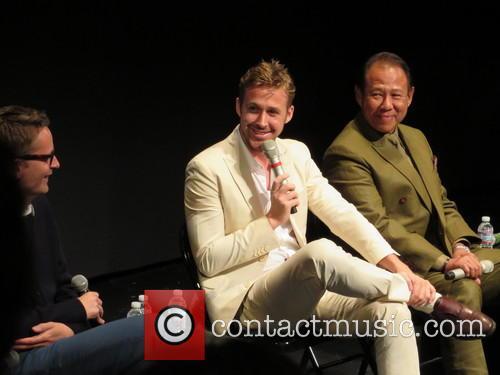 Nicolas Winding Refn, Ryan Gosling and Vithaya Pansringarm 5