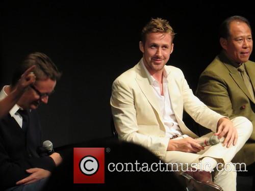 Nicolas Winding Refn, Ryan Gosling and Vithaya Pansringarm 6